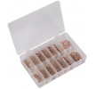 SEALEY Seal Ring Assortment, injector AB027CW SYM