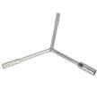 MS001 Krydsnøgler Krom-vanadium-stål, SW: 8, 10, 12 fra SEALEY til lave priser - køb nu!