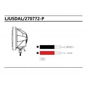 270772 Fernscheinwerfer STRANDS 270772 - Große Auswahl - stark reduziert