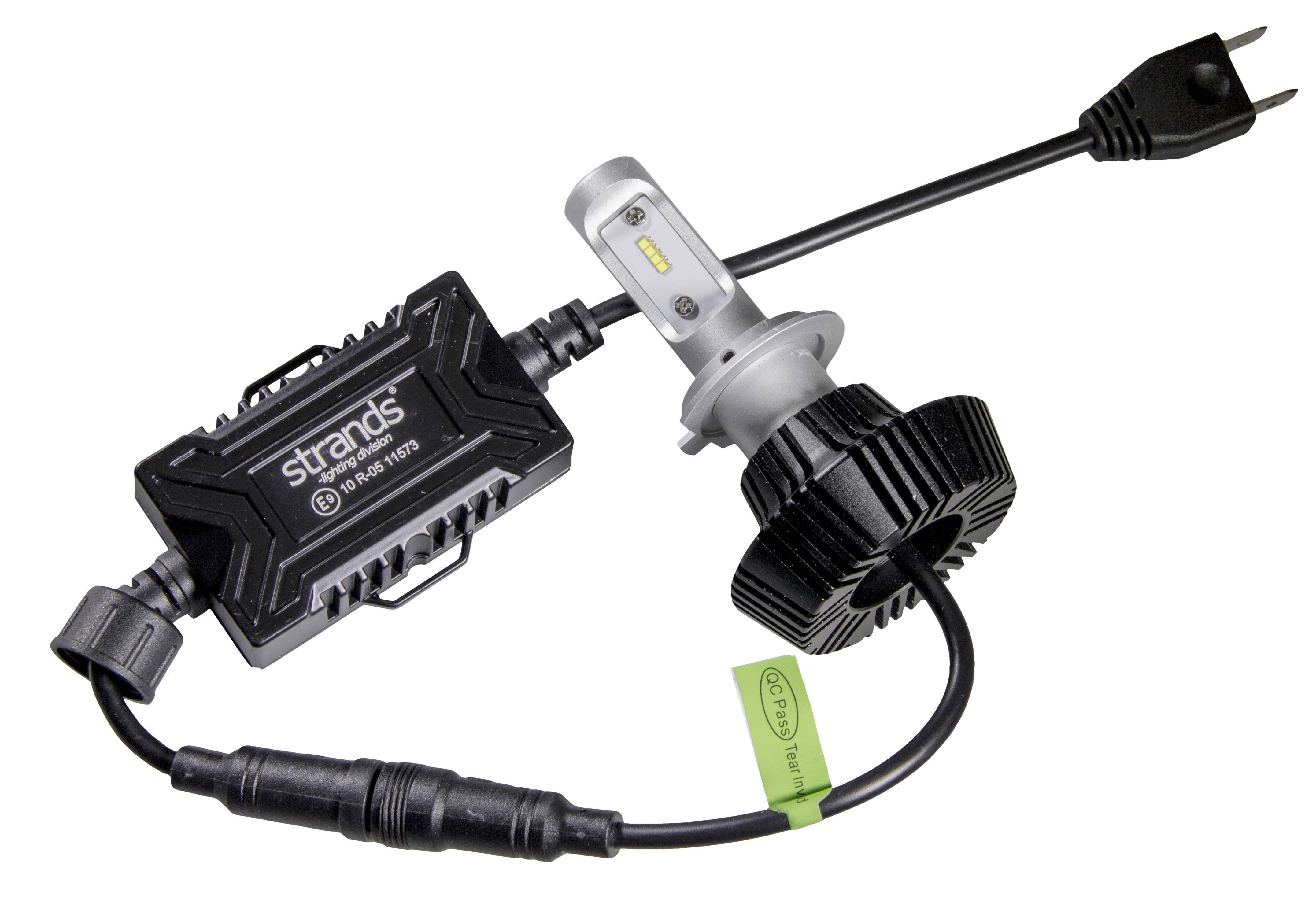 280807 STRANDS Glühlampe, Fernscheinwerfer für MERCEDES-BENZ online bestellen