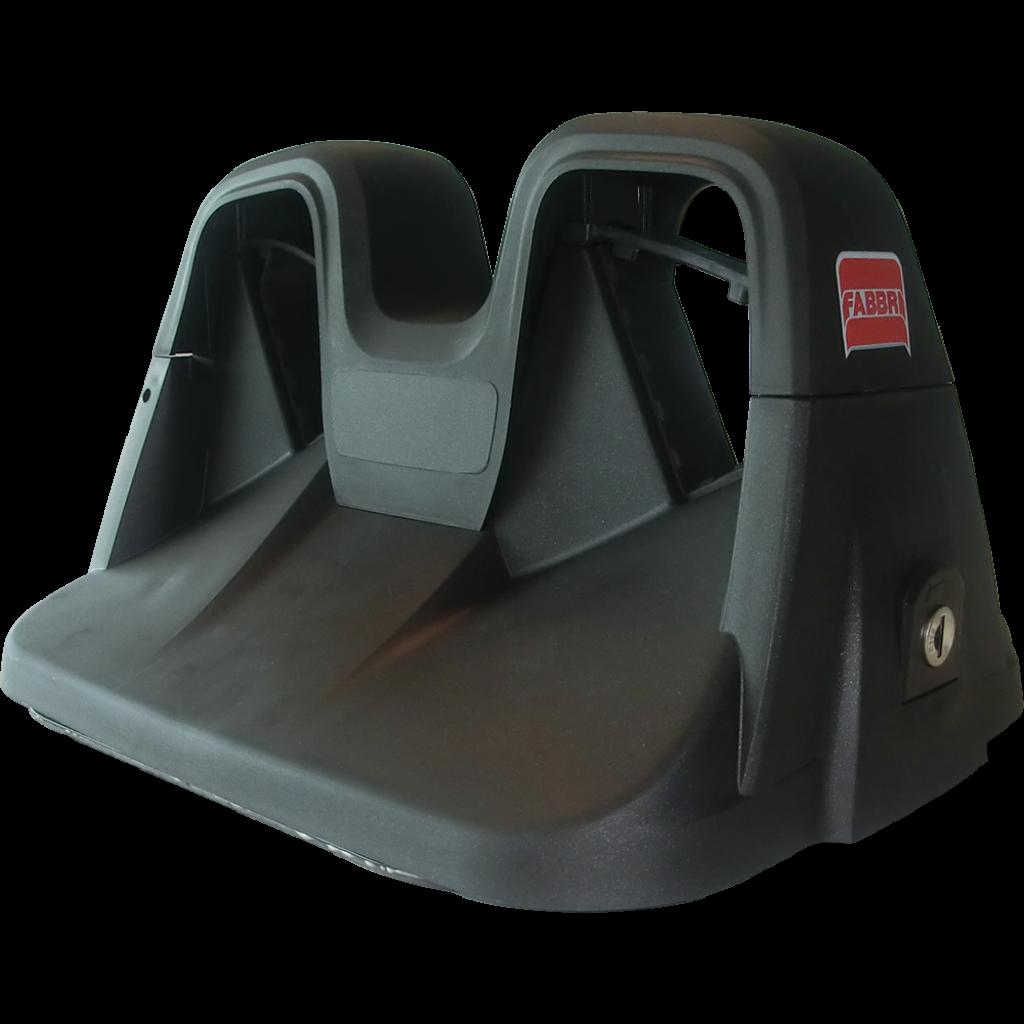 13A99700 FABBRI Tejadilho do veículo, 3,8kg, DIN 75302 Porta-esquis / pranchas de snowboard, porta-bagagens tejadiho 13A99700 comprar económica
