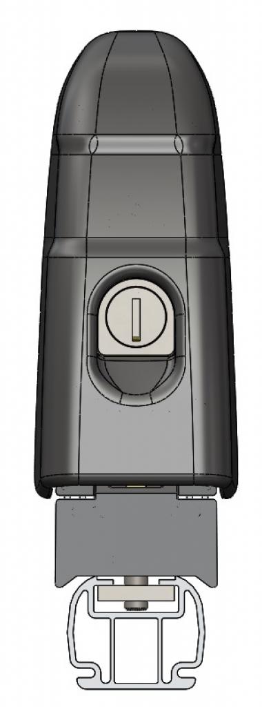 6801900 Porta-esquis / pranchas de snowboard, porta-bagagens tejadiho FABBRI originais de qualidade