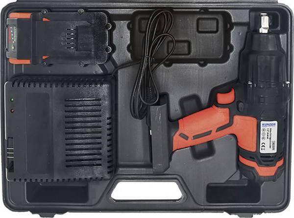 KUNZER   Akkuschrauber 7ASS05