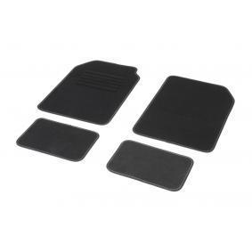 01765758 DBS STANDARD, Universelle passform Textil, vorne und hinten, Menge: 4, schwarz Größe: 72х45 Fußmattensatz 01765758 kaufen
