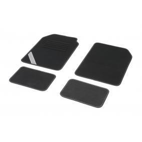 01765767 DBS STANDARD , Universelle passform Textil, vorne und hinten, Menge: 4, schwarz Größe: 72х45 Fußmattensatz 01765767 kaufen