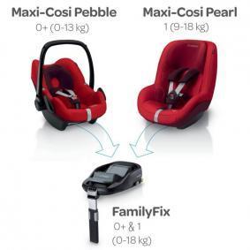 63300080 Kindersitz MAXI-COSI Test