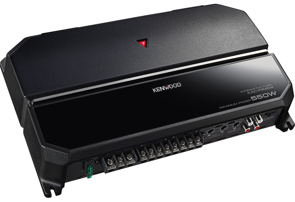 KAC-PS404 KENWOOD Performance Standard AB, 550W Audioförstärkare KAC-PS404 köp lågt pris
