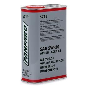 FF6719-1 Óleo do motor FANFARO - Produtos de marca baratos