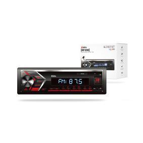 RF200 Stereoanläggning XBLITZ - Upplev rabatterade priser