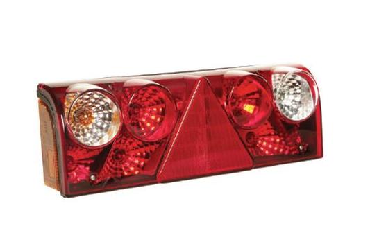 Aspock Luce posteriore 25-6400-507 acquisti con uno sconto del 15%