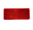 Catarifrangente posteriore 15-5431-017 Aspock — Solo ricambi nuovi