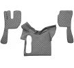 FL13 GRAY F-CORE Set med golvmatta – köp online