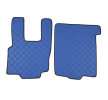 FF04 BLUE Fußmatten blau F-CORE