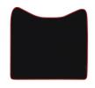 CMT20 RED Tapis de voiture rouge F-CORE