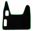 CMT02 GREEN Tapis de voiture vert F-CORE