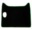 CMT03 GREEN Tapis de voiture vert F-CORE