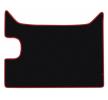 CMT03 RED Tapis de voiture rouge F-CORE