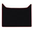 CMT04 RED Tapis de voiture rouge F-CORE
