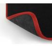CMT07 RED Tapis de voiture rouge F-CORE