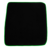 CMT11 GREEN Tapis de voiture vert F-CORE