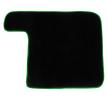 CMT12 GREEN Tapis de voiture vert F-CORE