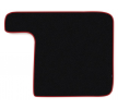CMT12 RED Tapis de voiture rouge F-CORE