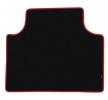 CMT14 RED Tapis de voiture rouge F-CORE