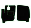 MT09 GREEN Automatten Groen F-CORE