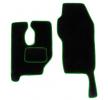 MT18 GREEN Tapis de voiture vert F-CORE