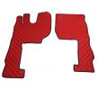 FF07 RED Automatten Kunstleer F-CORE