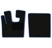 MT02 BLUE Automatten Blauw F-CORE