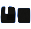 MT04 BLUE Fußmatten blau F-CORE