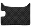 FZ07 BLACK Tappetini Finta pelle F-CORE