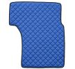 FZ09 BLUE Tappetini Finta pelle F-CORE