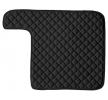 FZ01 BLACK Tappetini Finta pelle F-CORE