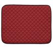 FZ02 RED Tapis de voiture Similicuir F-CORE