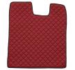 FZ04 RED Tapis de voiture Similicuir F-CORE
