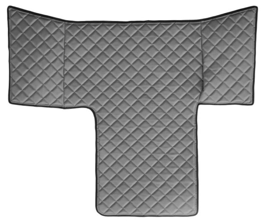 OE Original Passgenaue Fußmatten RH41 GRAY F-CORE