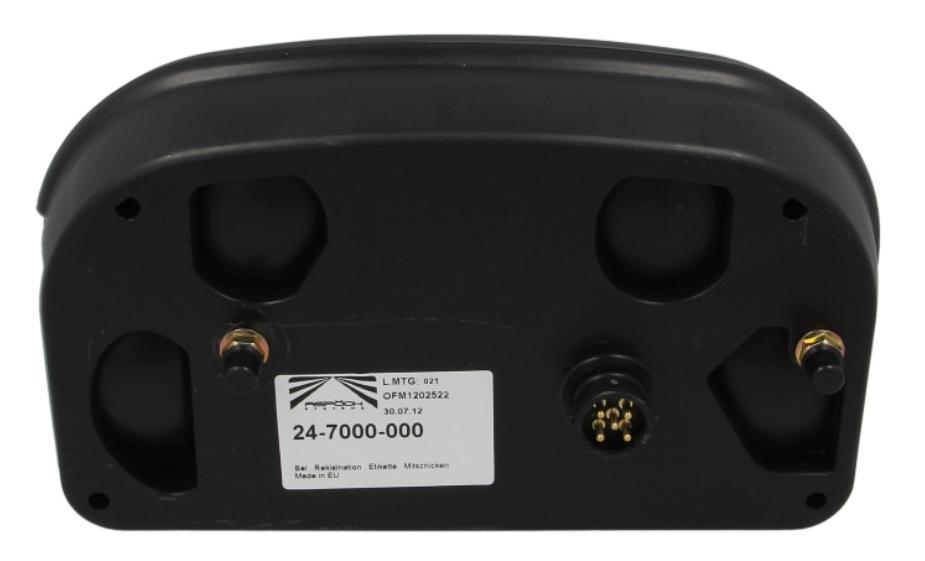 24-7000-007 Luce posteriore Aspock prodotti di marca a buon mercato