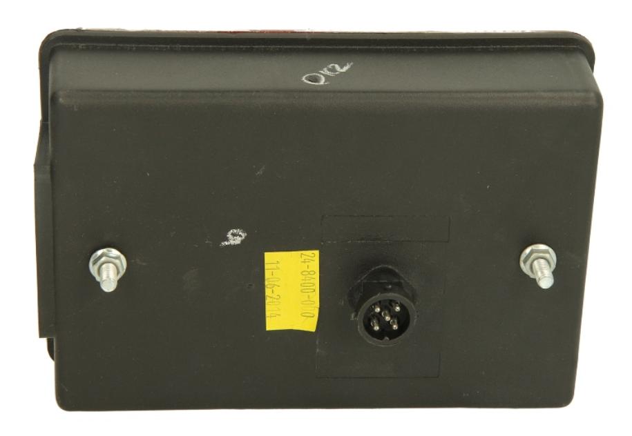 Faro posteriore 24-8400-007 Aspock — Solo ricambi nuovi