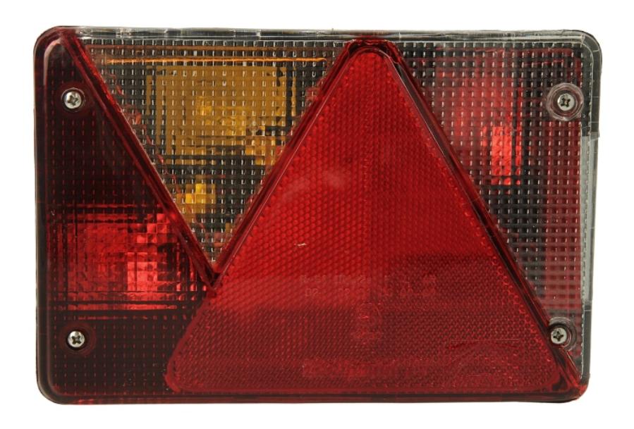 Aspock   Luce posteriore 24-8400-007