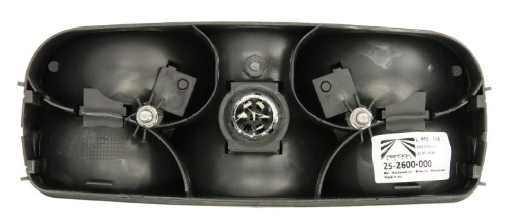 Aspock | Luce posteriore 25-2600-007