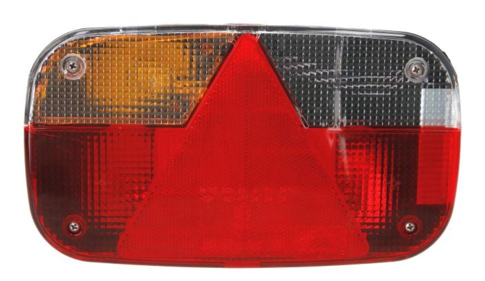 Comprare MultipointIII Aspock MULTIPOINT III con lampadine Luce posteriore 24-8000-007 poco costoso