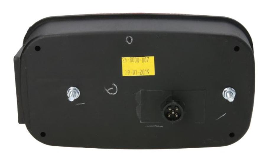 24-8000-007 Luce posteriore Aspock prodotti di marca a buon mercato