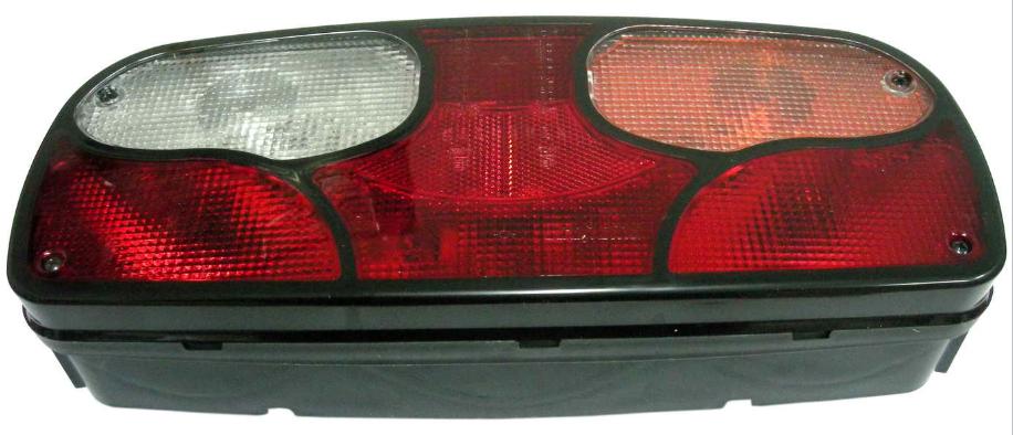 Fanale posteriore 25-2400-507 Aspock — Solo ricambi nuovi