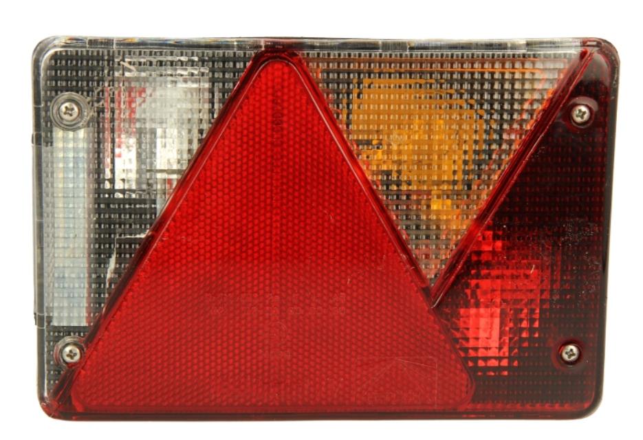 Comprare MultipointIV Aspock MULTIPOINT IV con lampadine Luce posteriore 24-8610-007 poco costoso