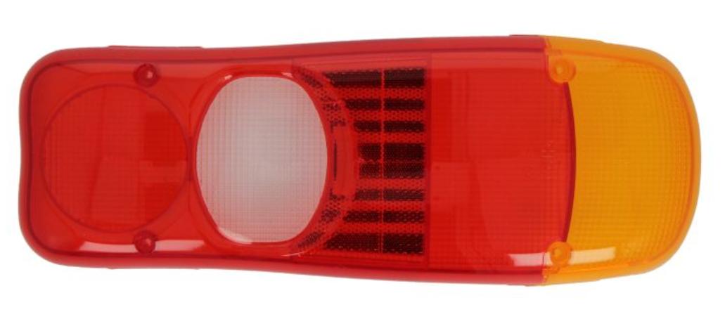 Componenti luce posteriore 18-8580-007 Aspock — Solo ricambi nuovi