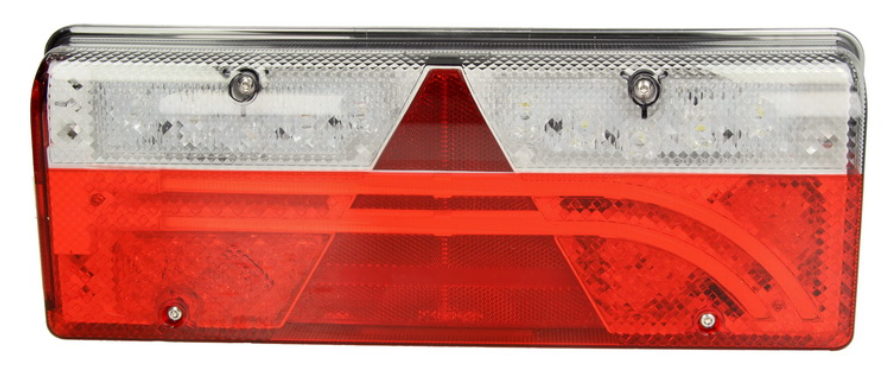 Comprare 25-7000-707 Aspock EUROPOINT III posteriore Sx, LED Colore: bianco, Colore: rosso Luce posteriore 25-7000-707 poco costoso