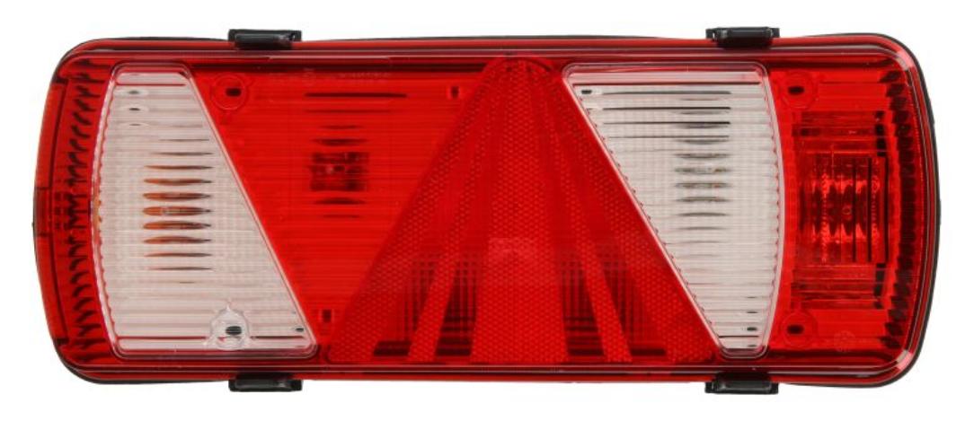 Comprare 25-2800-401 Aspock ECOFLEX Sx Luce posteriore 25-2800-401 poco costoso