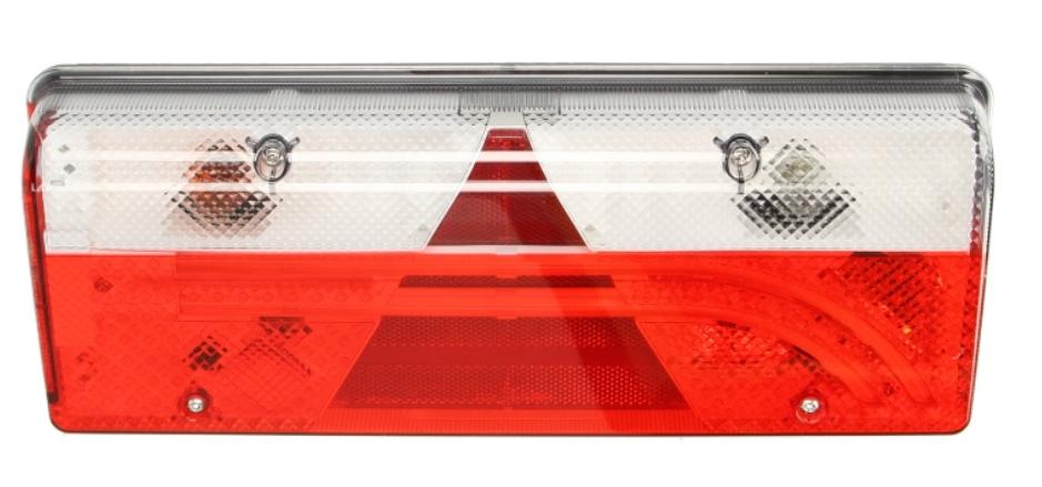 Comprare 25-7000-504 Aspock EUROPOINT III posteriore Sx, LED Colore: bianco, rosso Luce posteriore 25-7000-504 poco costoso